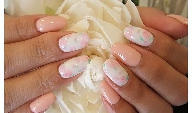 Фото дизайны гелевых ногтей