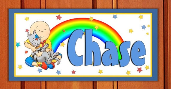 pin by amanda garvin on caillou birthday pinterest