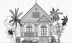 HopeTownCaribbeanhouseplans Architectural Details