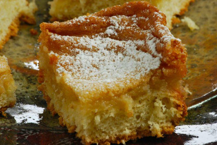 St. Louis Gooey Butter Cake | Cakes | Pinterest