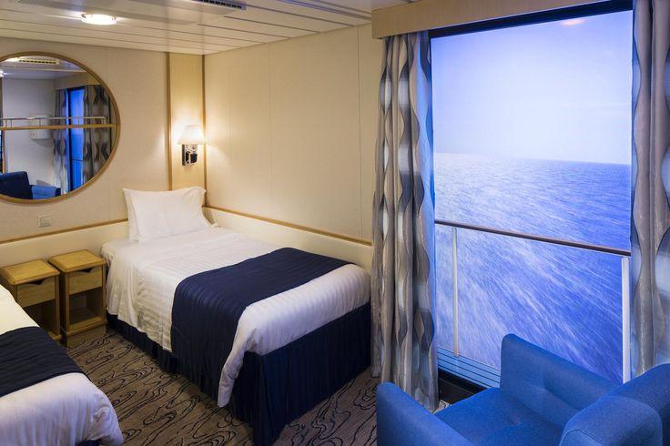 Pin by kathleen ercolani on cruising pinterest for Alaska cruise balcony room
