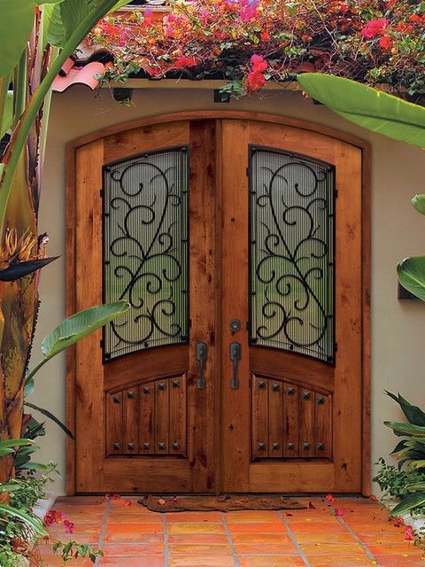 front doors mediterranean style for the home pinterest