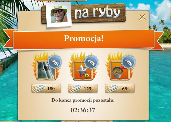Promocja 25.05.2013 http://wp.me/p3hLMT-4z #naryby #letsfish