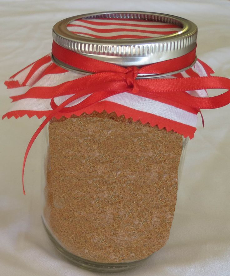 Basic Spice Rub for Meat | Recipes from Hodgepodge Heaven | Pinterest