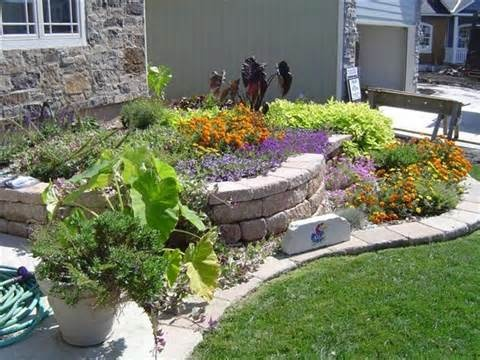 Small Flower Bed Ideas - Bing Images  For the Home  Pinterest