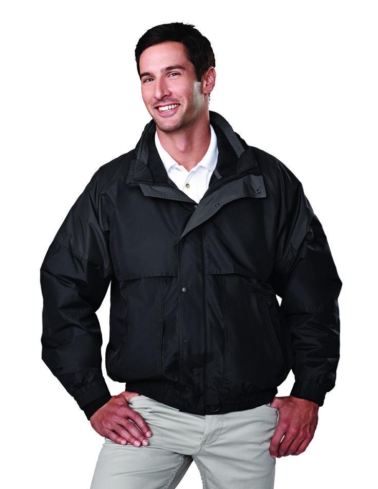 Nylon 3-In-1 System Jacket. Tri mountain 7800 #Jacket #winterwear