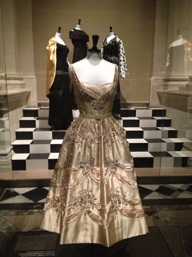 paris haute couture vintage 1950 39 s vintage gowns