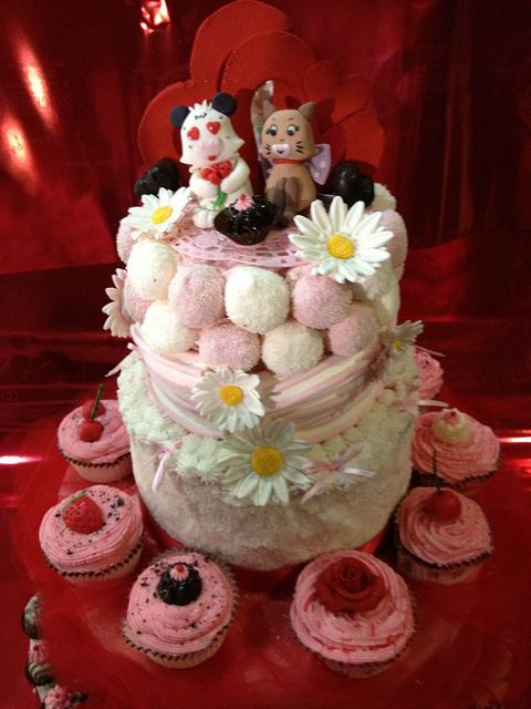 valentine cake ideas pictures