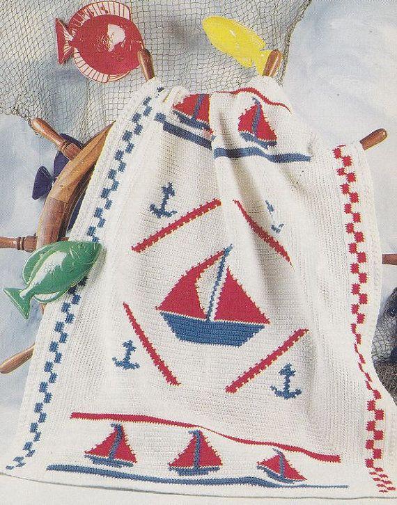 Crochet Patterns Nautical : Crochet Patterns