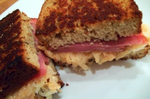 Can Finally Have a Reuben - recipe for gluten free 'rye' bread