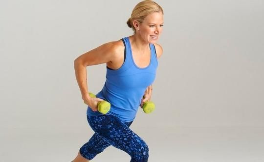 4 Easy Moves That Rev Your Metabolism recommend