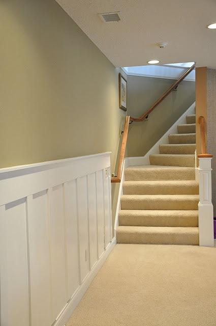 basement wall redo for the home pinterest