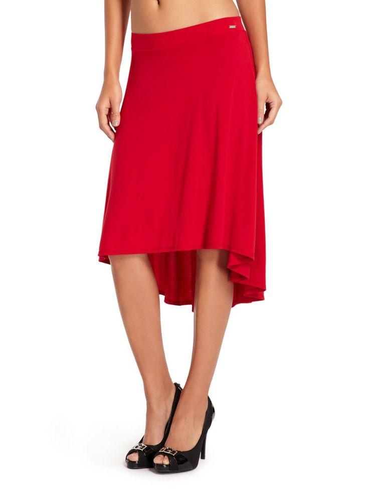 GUESS Clarissa High-Low Skirt