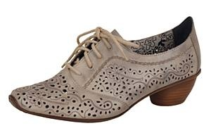 reiker shoes are SO comfortable - I am sold on this brand
