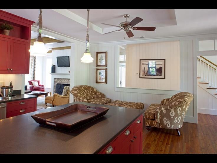 Kitchen Sitting Area Room Ideas Pinterest