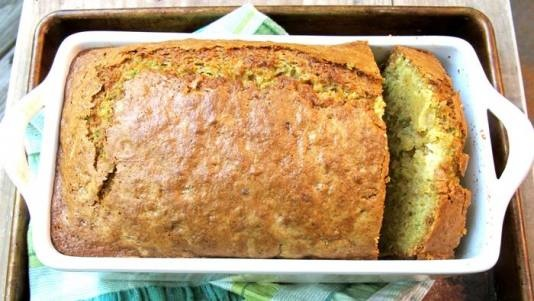 Zucchini pineapple bread | Muffins and Quick Breads | Pinterest