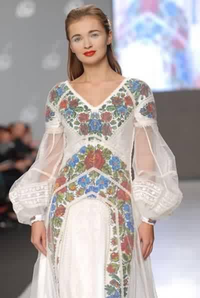 Ukrainian Wedding Dress Designers