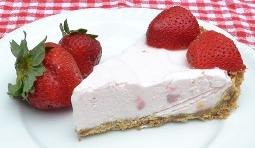 Delicious Low Calorie Dessert! 200 calories a slice #dessert #low_calorie