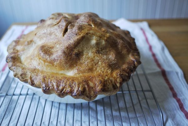Mile-High Apple Pie Recipe | Favorite Recipes | Pinterest