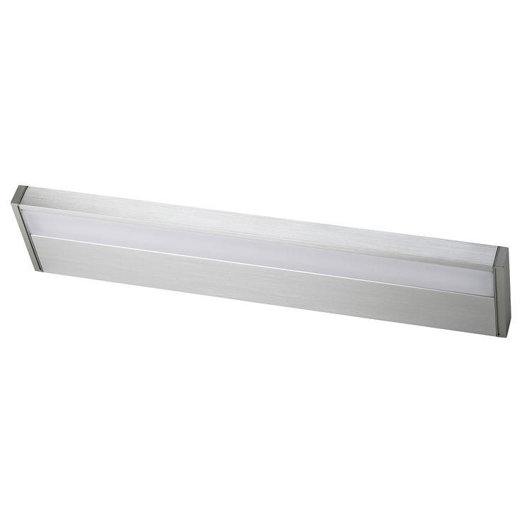 Ikea Kitchen Island Support ~ GODMORGON LED cabinet wall light $49 99 Product dimensions Luminous