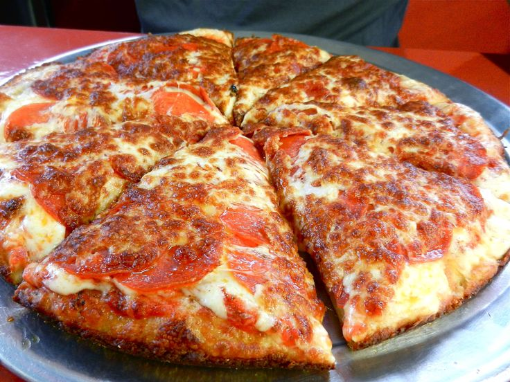 Skinny Layered Pizza Dip Recipe — Dishmaps