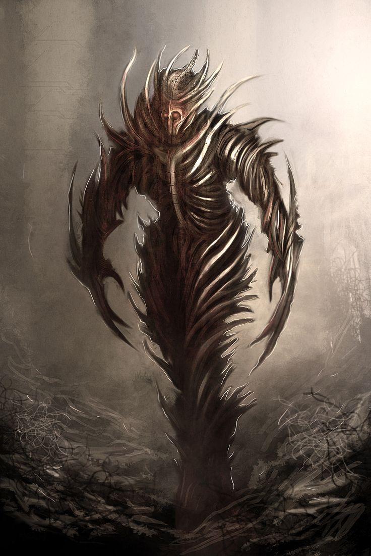 Hyperion Cantos - The ShrikeHyperion Shrike Tree