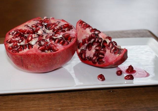 Pomegranate jelly | Preserve | Pinterest