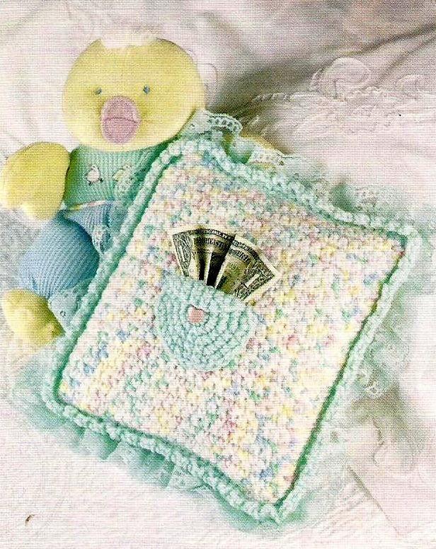 Crochet pattern for a tooth fairy pillow crochet inspiration pint