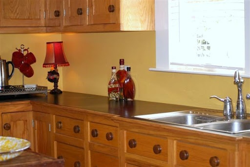 Gold Kitchen  Home Design  Pinterest