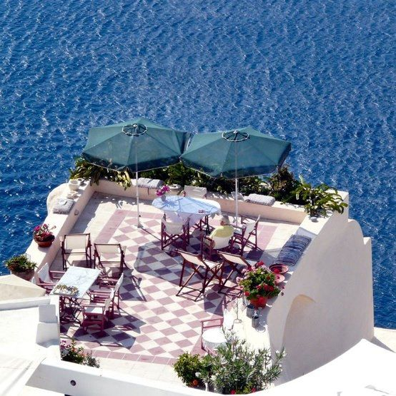 SANTORINI  BALCONY LUXURY EX