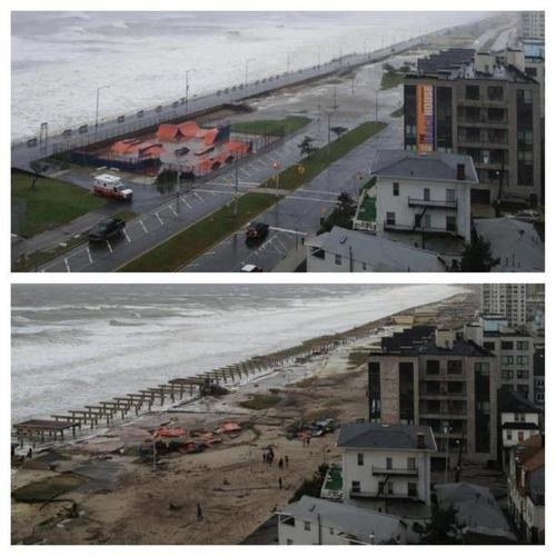 17 best images about science hurricane damage from sandy esp geologic features on pinterest