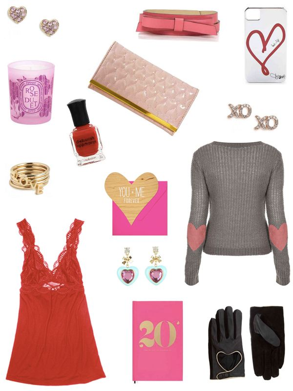 Valentine's Day Gifts For Her: Under 100