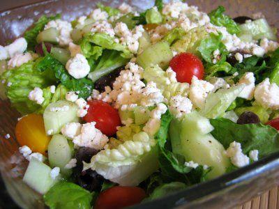 Lemon garlic salad dressing a crowd hit! | LET'S EAT.... | Pinterest