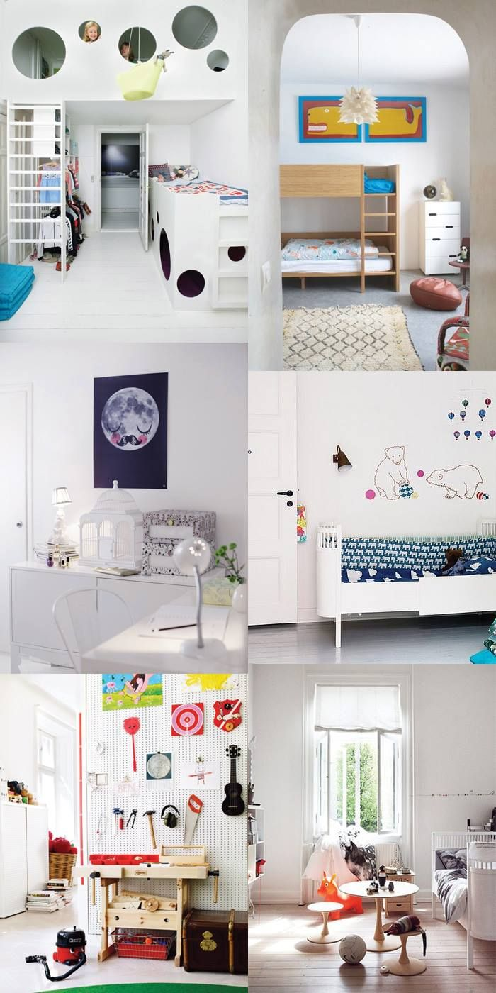 kinderkamer styling, indeling en decoratie ideeën