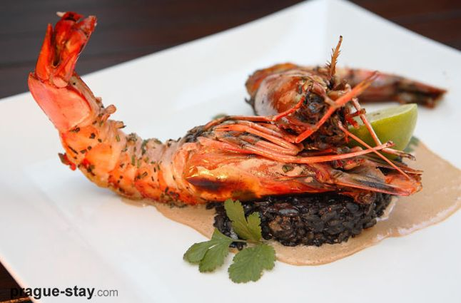 how to cook argentine shrimp