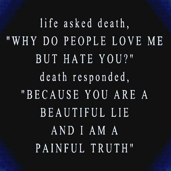 Life & Death Quotes & Thoughts Pinterest