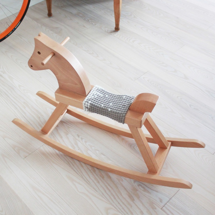Diy Rocking Horse Saddle