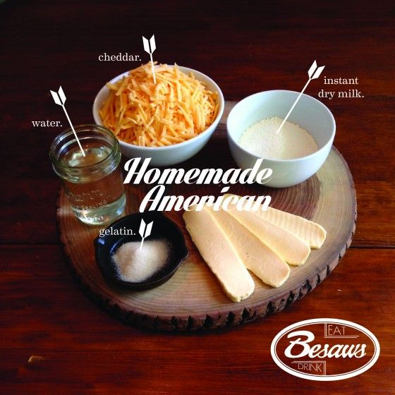 Besaw's Homemade American Cheese | DIY Pantry Staples | The Frontier ...