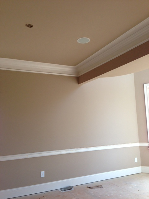 Formal Living Room Crown Molding Pictures Of Our House