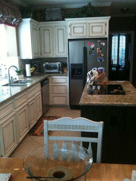 DIY Cabinet Reface Home Kitchen Inspiration Pinterest