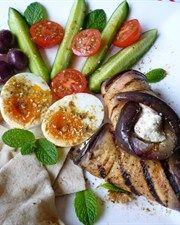 Middle Eastern Meze Platter | Dinner/Lunch/Meals | Pinterest