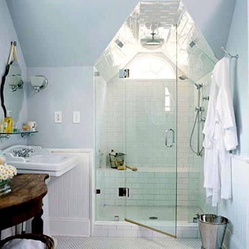 Attic Bathroom Designs Stunning Decorating Design