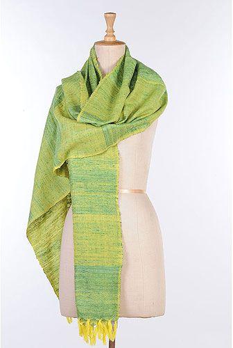 Eco friend's scarf