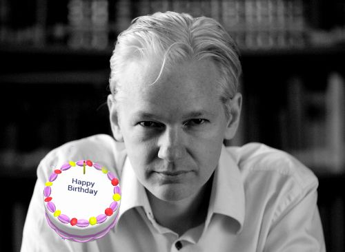 Happy Birthday Julian Assange He Is Known As The Editor In Chief And