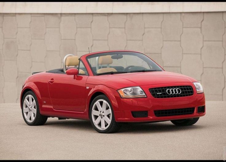 2005 Audi TT Roadster 3.2 | Audi | Pinterest