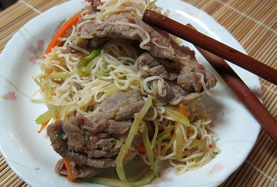 Ginger Pork Stir-Fry | You Can Dukan | Pinterest