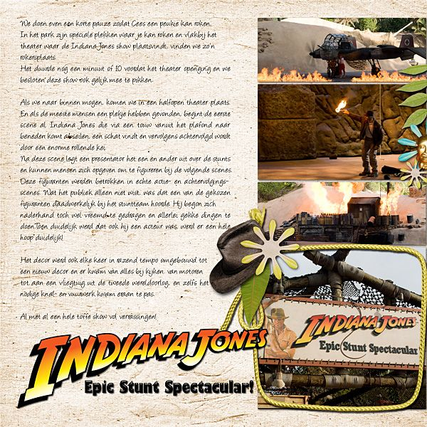Indiana jones epic stunt spectacular page 3 mousescrappers com