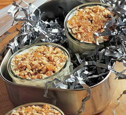 Apricot stilton pots recipe - Recipes - BBC Good Food