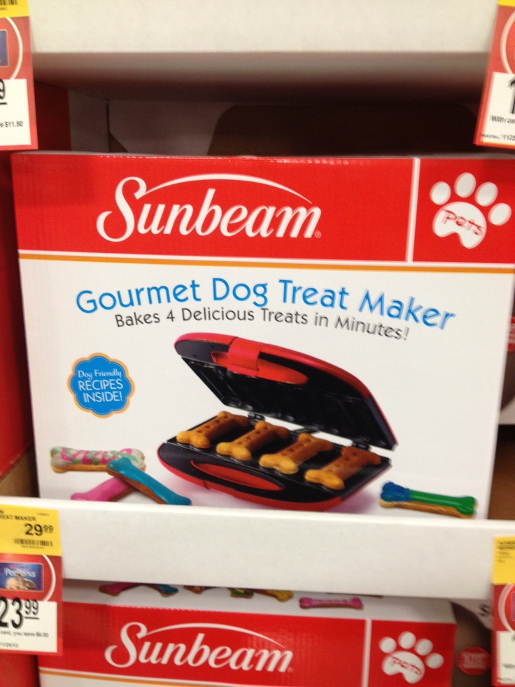 Gourmet treat maker for the best furry friend !