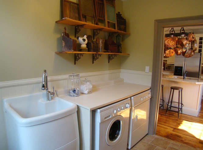 laundry room tub Laundry Room Pinterest